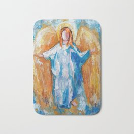 Angel Of Harmony 18x24 Bath Mat