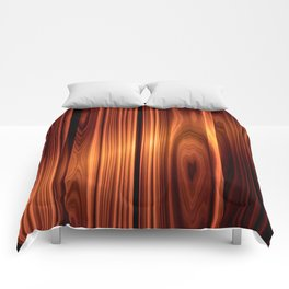 colorful wood texture varnished wood                                    Comforters