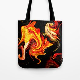 Universum Yello Tote Bag