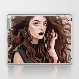 Pure Heroine vibes / Lorde Laptop & iPad Skin