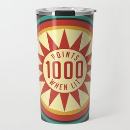 Pinball Points Travel Mug