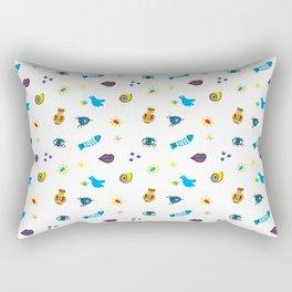Cubist Me Rectangular Pillow