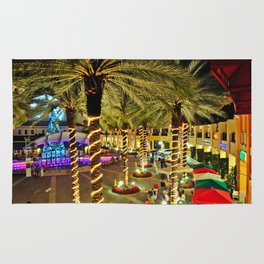 West Palm Beach Florida's CityPlace Rug