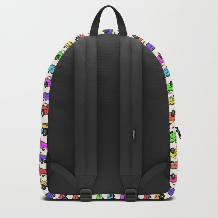 Ride with Me Backpack