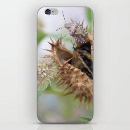 Spikes. iPhone Skin