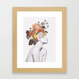Floral beauty 7 Framed Art Print