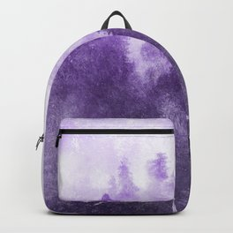 Ultra Violet Adventure Forest Backpack
