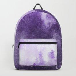 Ultra Violet Adventure Forest Backpack