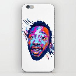 Ol' Dirty Bastard: Dead Rappers Serie iPhone Skin