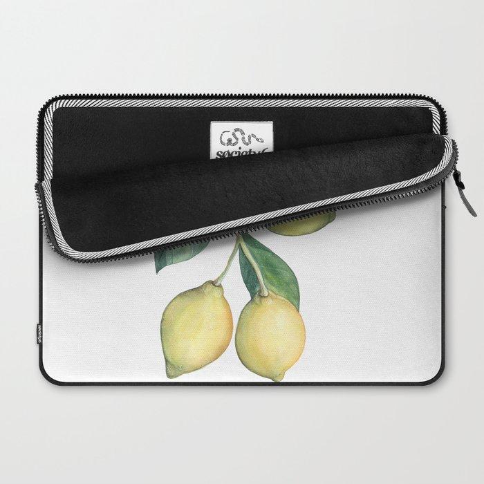 Lemon Dreams Laptop Sleeve