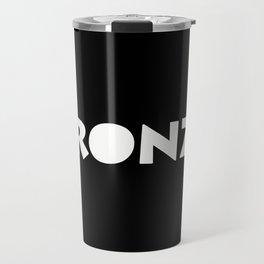 The Bronze Travel Mug