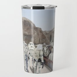 Stopped By Stormtroopers Travel Mug