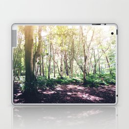 Dappled Forest Laptop & iPad Skin