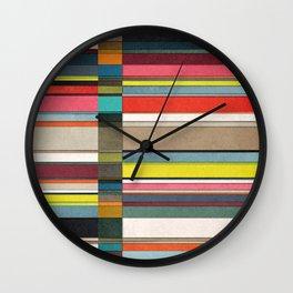 colorsplit 2 Wall Clock