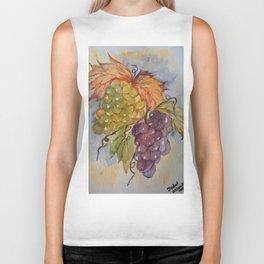Grapes Biker Tank
