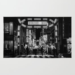 Tokyo Nights / Kabukichō / Liam Wong Rug