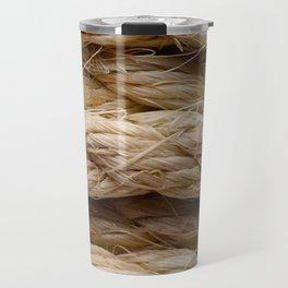 Sisal rope Travel Mug