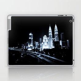 Kuala Lumpur night Laptop & iPad Skin
