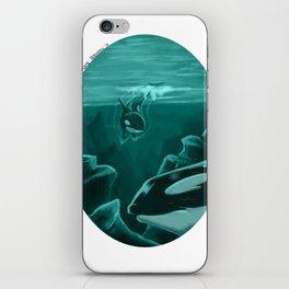 Orcas iPhone Skin