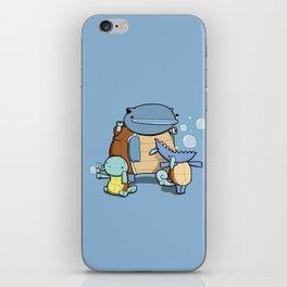Pokémon - Number 7, 8 & 9 iPhone Skin