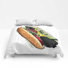 My Chicago Style Comforters