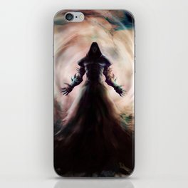 Death Blossom iPhone Skin