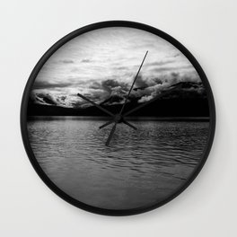Rolling Clouds Wall Clock