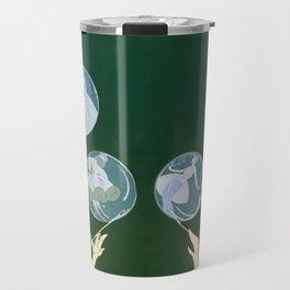 """1920's Art Deco Design """"Bubbles"""" Travel Mug"""