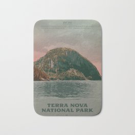 Terra Nova National Park Bath Mat