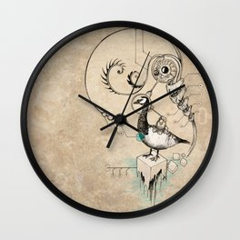 TimeLoopParadox // (metaphysical goose) Wall Clock