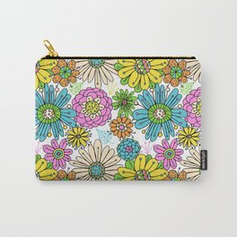 Nature in Shapes Carry-All Pouch