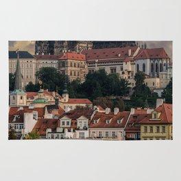 Sunny day in Prague Rug