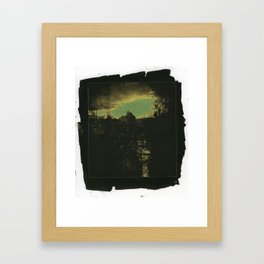 firesky Framed Art Print