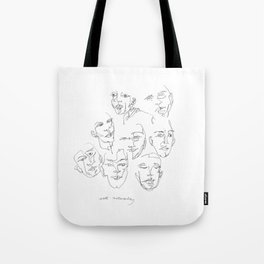 Well, actually... Tote Bag
