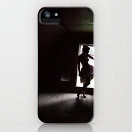 Santa Cruz Silhouttes  iPhone Case