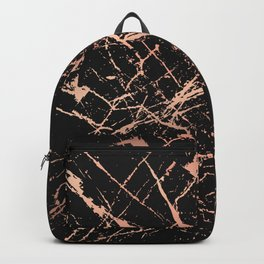 Copper Splatter 091 Backpack