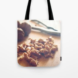 Walnuts addiction Tote Bag