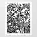 Marooned | Limited Edition of 50 Prints by kaleidodrama