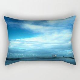 Off to Sea Rectangular Pillow