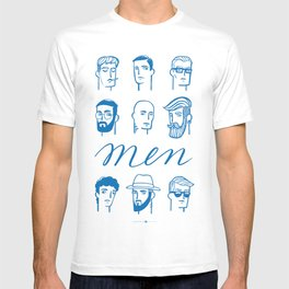 Men (are not all the same) T-shirt