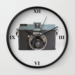 Diana Camera Wall Clock