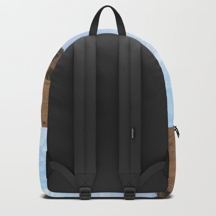 Landscape & Horses Backpack