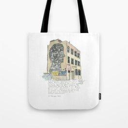 1 Jessie Street. Tote Bag
