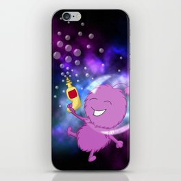 Bubblegun Alien Pop! iPhone Skin