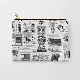 Vintage Victorian Ads Carry-All Pouch