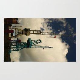 Harbor Crane Rug