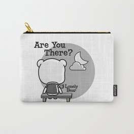 Are You There? Carry-All Pouch