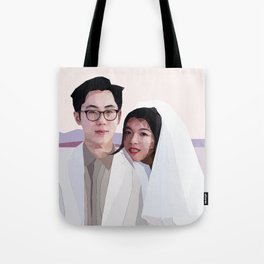 Mr & Mrs. Xiao Tote Bag