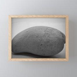 Fresh Mango Framed Mini Art Print