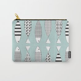 Nordic fish Carry-All Pouch